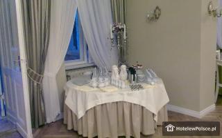 HOTEL ZESPÓŁ PAŁACOWO PARKOWY PAŁAC BIEDRUSKO